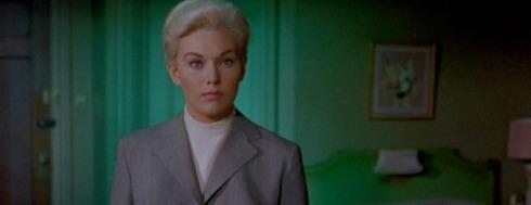 Novak in Vertigo (1958)